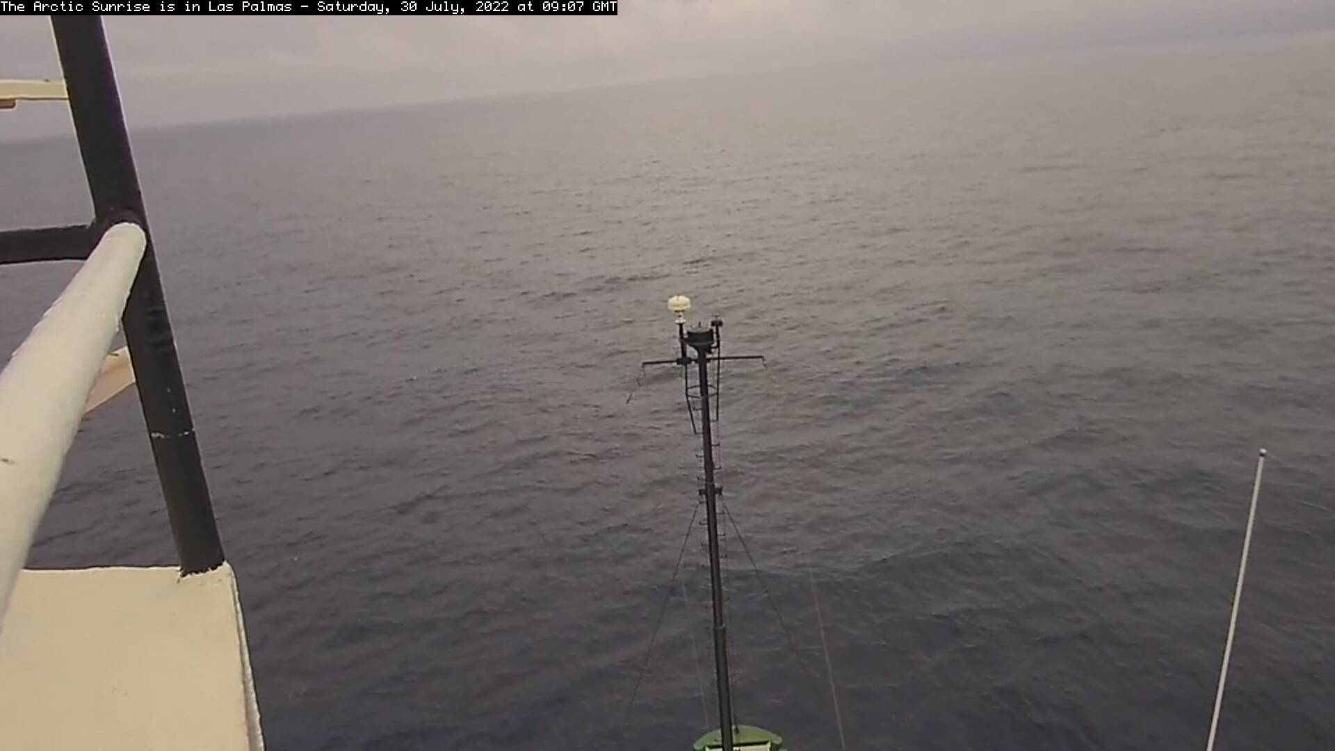 Arctic Sunrise Webcam - 18 Hours Ago