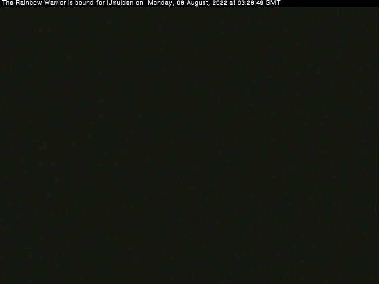 Rainbow Warrior III webcam